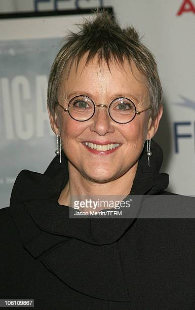 Mary Beth Hurt during The Dead Girl Los Angeles Premiere Arrivals at ArcLight Rooftop Loft in Hollywood California United States