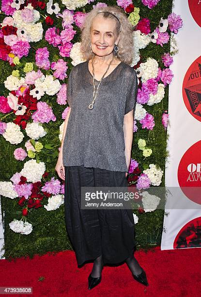 Mary Beth Peil attends the 60th Annual OBIE Awards at Webster Hall on May 18, 2015 in New York City.