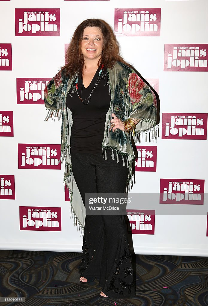 """""""A Night With Janis Joplin"""" Press Preview"""