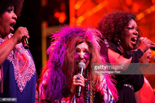 JUNE 20 Mary Bridget Davies returns to perform in the production One Night with Janis Joplin at Arena Stage in Washington DC on June 20 2013