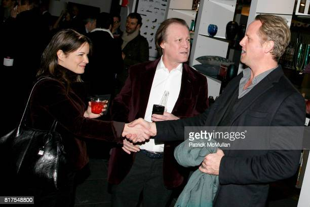 Mary Brosnahan Patrick McMullan and Todd Merrill attend 8th Annual BoCONCEPT/KOLDESIGN Holiday Party at Bo Concept Madison Ave on December 14th 2010...