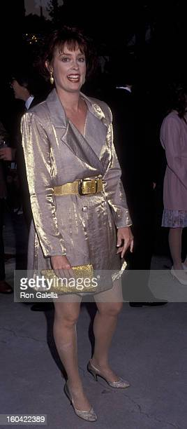 Mary Cadorette attends 19th Annual Non-Televised Emmy Awards on June 20, 1992 at the Universal Sheraton Hotel in Universal City, California.