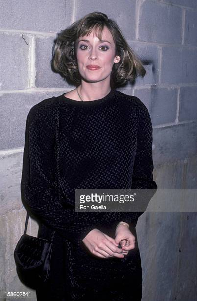 Mary Cadorette attends Fourth Anniversary Party for Limelight Disco on February 24, 1984 in New York City.