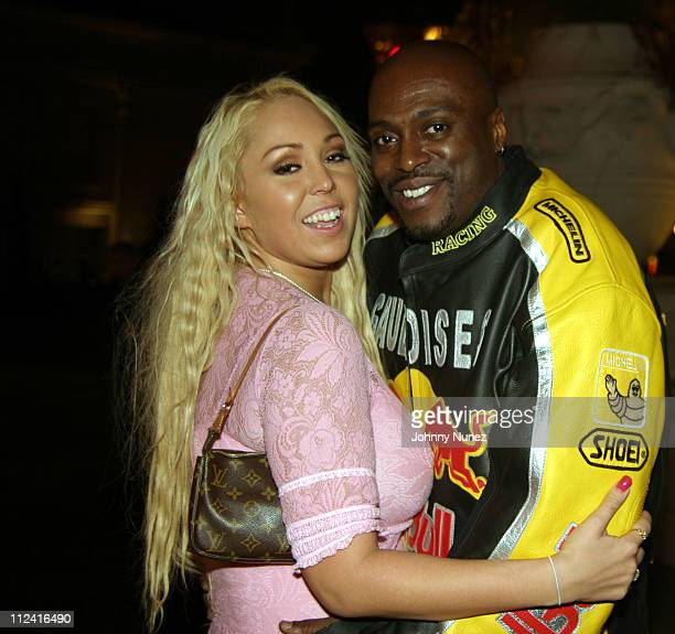 Mary Carey and Lex Steele during Celebrity Sightings at Caesar's Palace October 8 2005 at Ceasar 's Palace in New York City New York United States