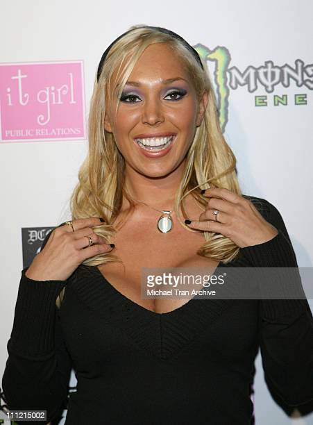 Mary Carey during Aaron Angel Carter's Birthday Party December 15 2006 at SHAG Nightclub in Hollywood California United States