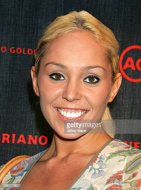 Mary Carey during AG Jeans 1st Anniversary Party - Arrivals at AG on Robertson in Los Angeles, California, United States.