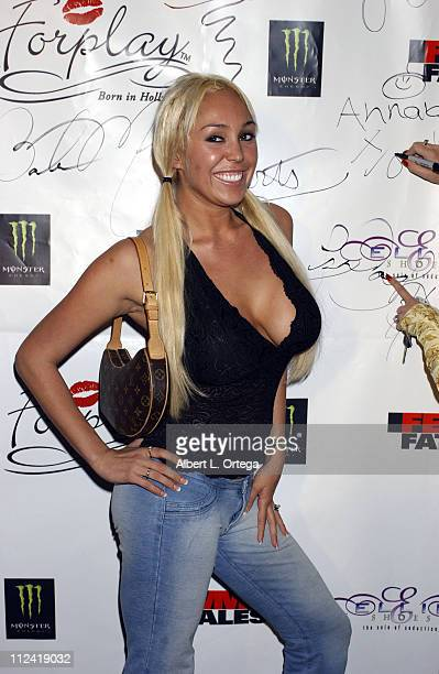 Mary Carey during Femme Fatales Magazine Presents Forplay's First Annual Halloween Costume Couture Fashion Show at Element in Hollywood California...