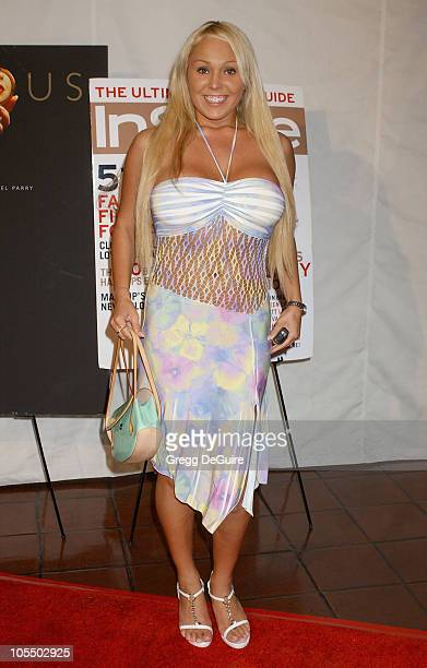 """Mary Carey during Instyle Magazine Celebrates The Book """"Precious"""" By Melanie Dunea and Nigel Parry at Chateau Marmont Hotel in Los Angeles,..."""