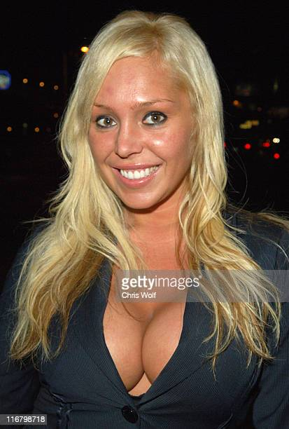 Mary Carey during Mary Carey Sighting at Koi February 20 2007 at Koi in West Hollywood California United States