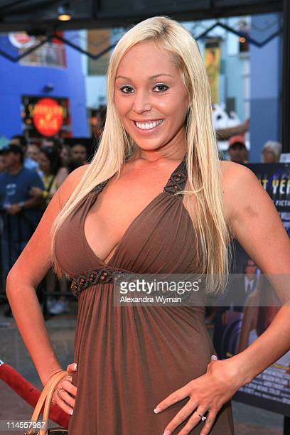 Mary Carey during Premiere Screening of Light Years Away at Universal City Walk in Universal City California United States