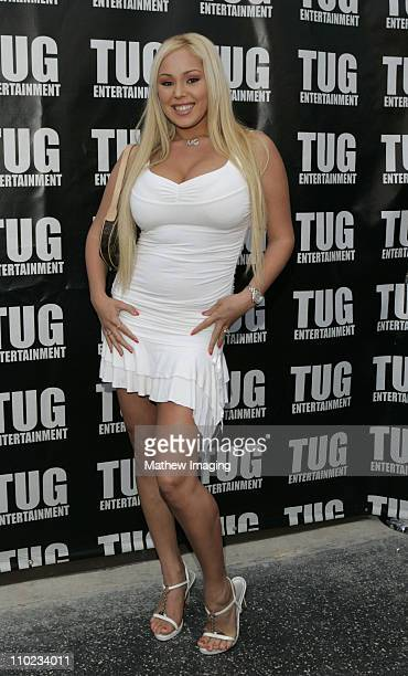 Mary Carey during TUG Universal Present the Ultimate All White Listening Party at Ricardo Montalban Theatre in Hollywood California United States