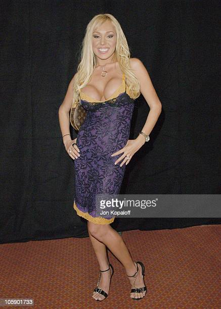 Mary Carey Legend Contract Performer during 2006 AVN Awards Arrivals and Backstage at The Venetian Hotel in Las Vegas Nevada United States