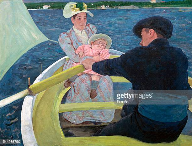 Mary Cassatt The Boating Party 18934 oil on canvas 90 x 1173 cm National Gallery Washington DC