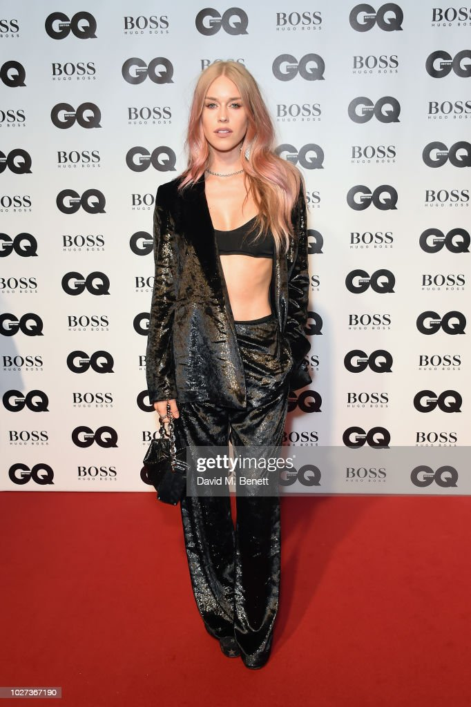 GQ Men Of The Year Awards 2018 In Association With HUGO BOSS