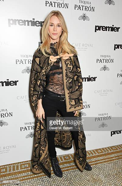 """Mary Charteris attends the launch of Premier Model Management founder Carole White's autobiography """"Have I Said Too Much?: My Life In and Out Of The..."""