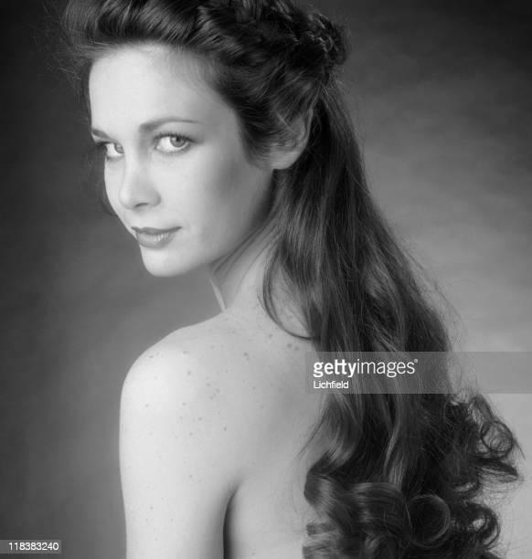 Mary Crosby American actress 2nd May 1980