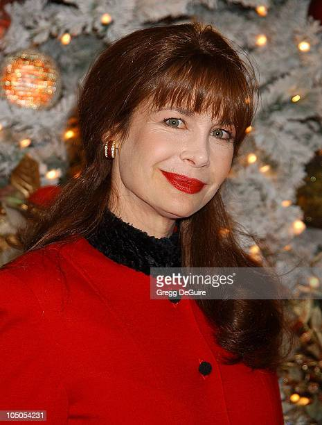 Mary Crosby during An Evening To Remember Rosemary Clooney at Beverly Hilton Hotel in Beverly Hills California United States