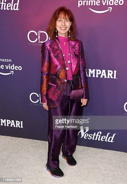 Mary E Vogt attends The 21st CDGA at The Beverly Hilton Hotel on February 19 2019 in Beverly Hills California