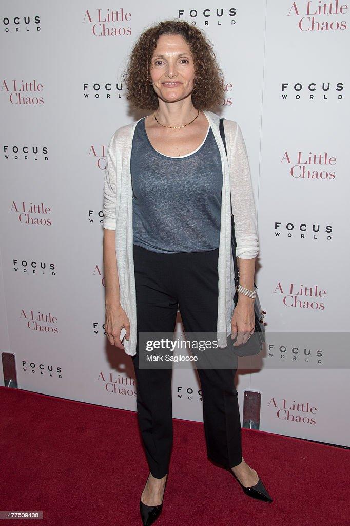 """A Little Chaos"" New York Premiere : News Photo"