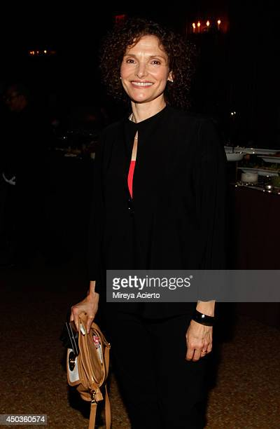 Mary Elizabeth Mastrantonio attends the Jersey Boys Special Screening dinner at Angelo Galasso House on June 9 2014 in New York City