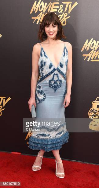 Mary Elizabeth WInstead attends the 2017 MTV Movie And TV Awards on May 7 2017 in Los Angeles California