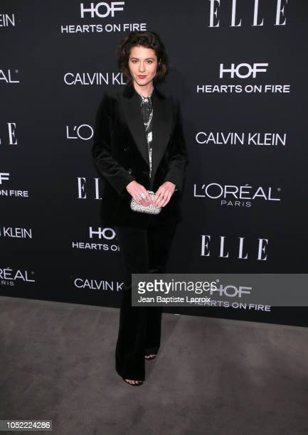 Mary Elizabeth Winstead attends the 25th Annual ELLE Women in Hollywood Celebration at Four Seasons Hotel Los Angeles at Beverly Hills on October 15,...