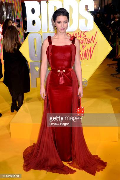Mary Elizabeth Winstead attends the Birds of Prey And the Fantabulous Emancipation Of One Harley Quinn World Premiere at the BFI IMAX on January 29...