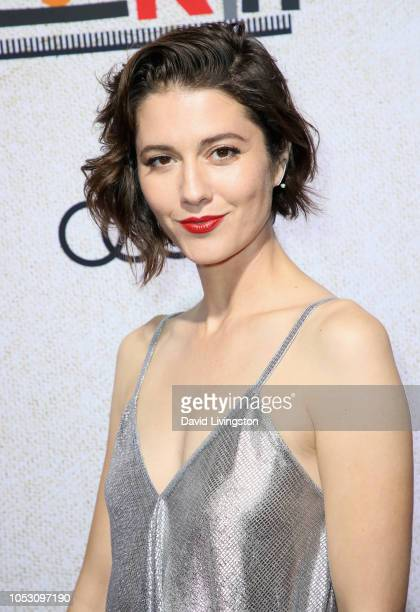 Mary Elizabeth Winstead attends the premiere of Amazon Studios Suspiria at ArcLight Cinerama Dome on October 24 2018 in Hollywood California
