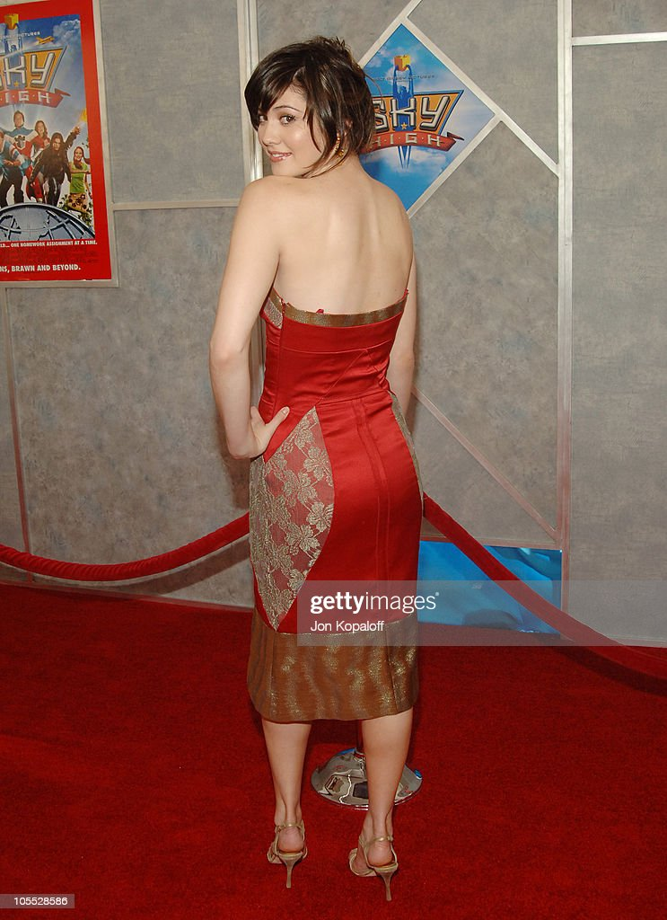 """""""Sky High"""" Los Angeles Premiere - Arrivals"""