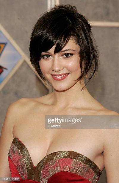 Mary Elizabeth Winstead during 'Sky High' Los Angeles Premiere Arrivals at El Capitan in Hollywood California United States
