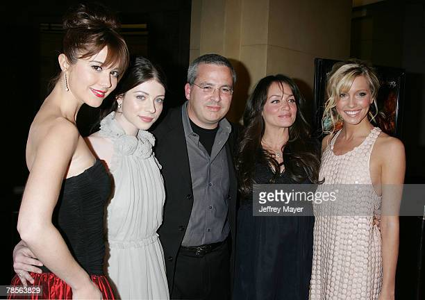 Mary Elizabeth Winstead Michelle Trachtenberg Glen Morgan director Kristen Cloke and Katie Cassidy