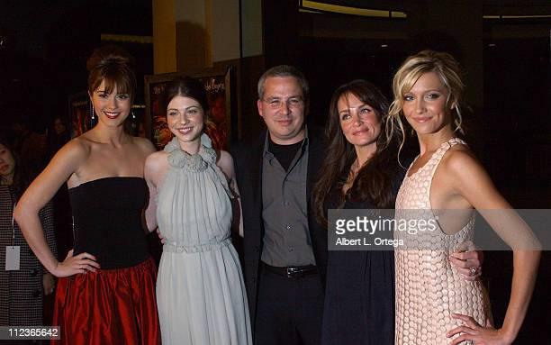 Mary Elizabeth Winstead, Michelle Trachtenberg, Glen Morgan, Kristen Cloke and Katie Cassidy