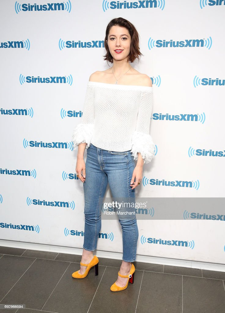 Celebrities Visit SiriusXM - June 6, 2017