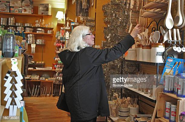 Mary Ellen Marsden shops at The Concord Shop Sales for Massachusetts retailers came in slightly below projections according to the Retailers...
