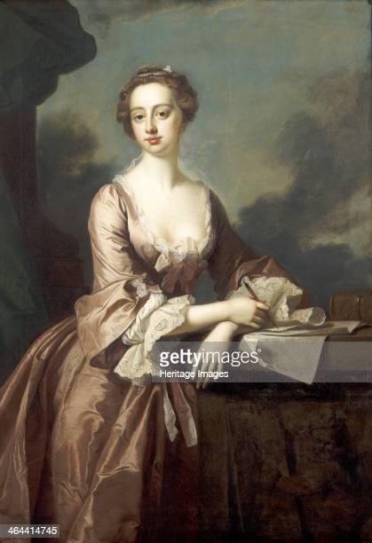 Mary Finch Viscountess Andover 1746 From Rangers House Blackheath London