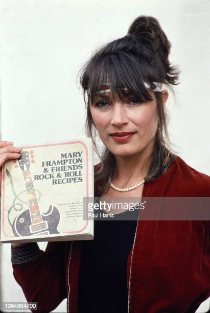 Mary Frampton ex wife of musician Peter Frampton is famous for her cook book called Mary Frampton Friends Rock Roll Recipes written in 1980...