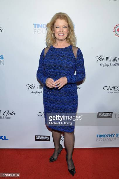 Mary Hart attends AMT's 2017 DREAM Gala at Montage at Montage Beverly Hills on November 11 2017 in Beverly Hills California