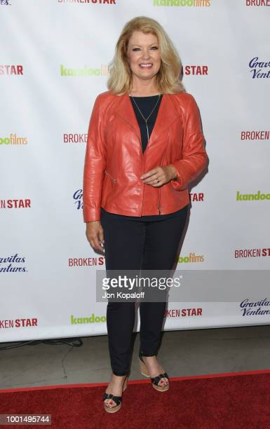 Mary Hart attends premiere of Gravitas Ventures' 'Broken Star' at TCL Chinese 6 Theatres on July 18 2018 in Hollywood California