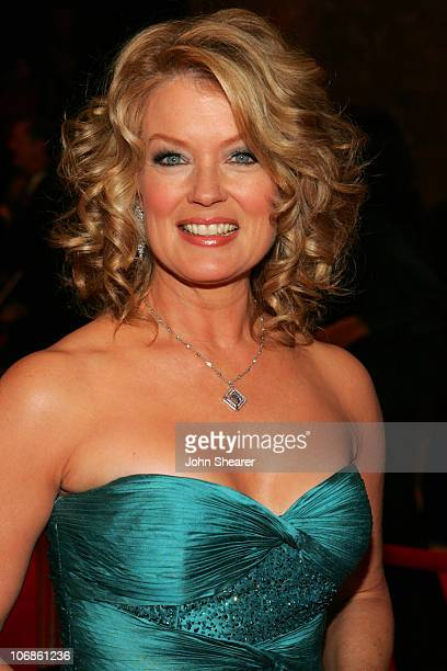 Mary Hart during 17th Annual Palm Springs International Film Festival Gala Awards Presentation Red Carpet at Palm Springs Convention Center in Palm...