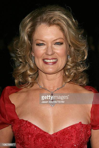 Mary Hart during 18th Annual Palm Springs International Film Festival Awards Gala at Palm Springs Convention Center in Palm Springs, CA, United...