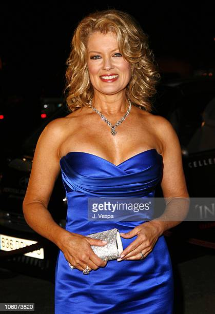 Mary Hart during 2006 Cannes Film Festival World Premiere of The Da Vinci Code After Party at Old Port in Cannes France