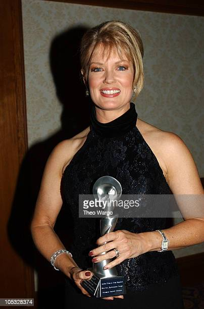 Mary Hart during American Women in Radio Television 27th Annual Gracie Allen Awards at New York Hilton Grand Ballroom in New York City New York...