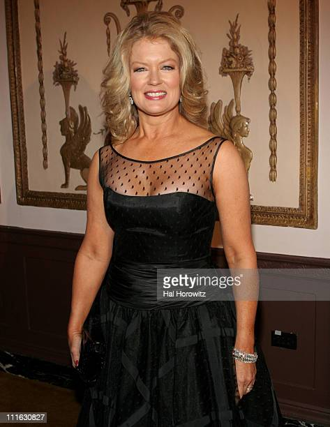 Mary Hart during Broadcast and Cable Magazine Hall of Fame Induction Ceremony in New York City October 23 2006 at Waldorf Astoria in New York City...
