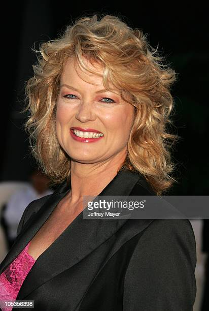 Mary Hart during Robb Reports Best of the Best Los Angeles Arrivals at Hangar 8 in Santa Monica California United States