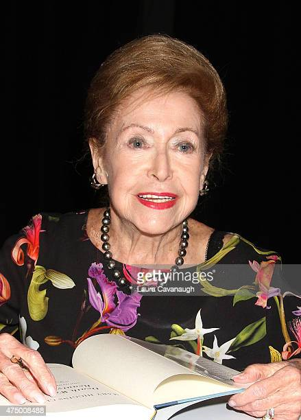 Mary Higgins Clark attends BookExpo America 2015 at Javits Center on May 28 2015 in New York City