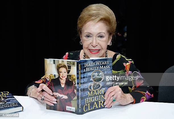 Mary HigginsClark attends BookExpo America 2015 at Jacob Javits Center on May 28 2015 in New York City