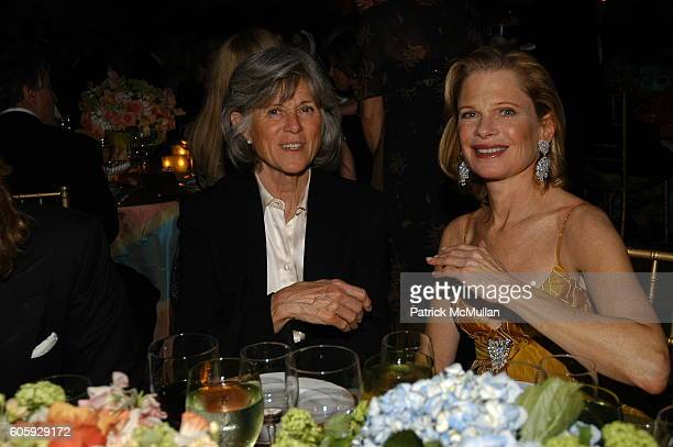 Mary Hilliard and Robin Bell attend The JUILLIARD Centennial Gala Live at Lincoln Center at The Juilliard School on April 3 2006 in New York City