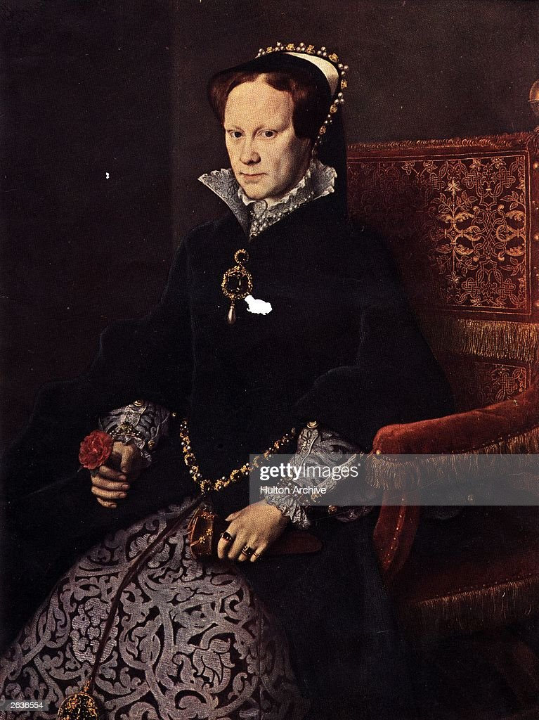 18 Feb  First Queen of GB, Mary I born