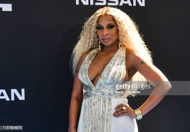 Mary J Blige attends the 2019 BET Awards on June 23 2019 in Los Angeles California