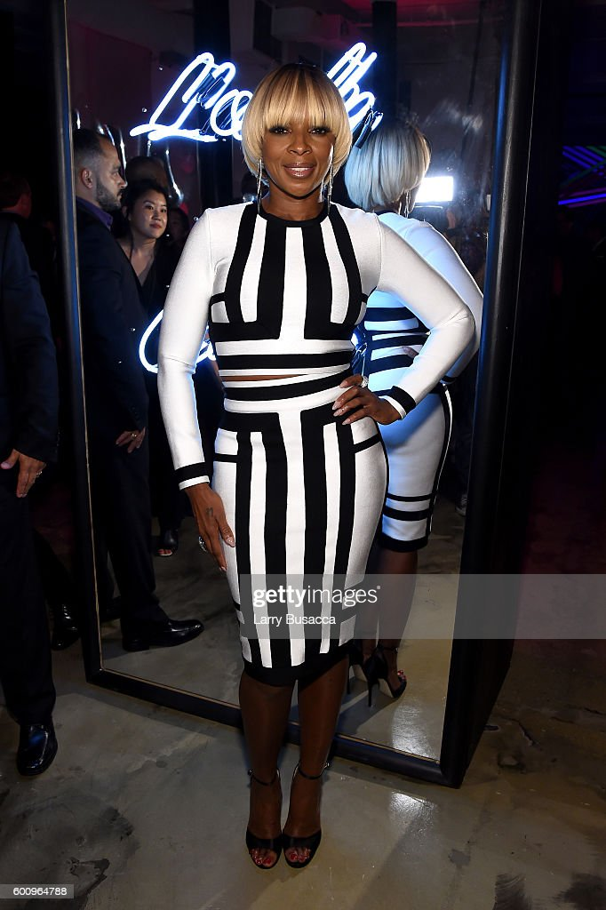 Mary J. Blige attends the Jimmy Choo 20th Anniversary Event during New York Fashion Week on September 8, 2016 in New York City.